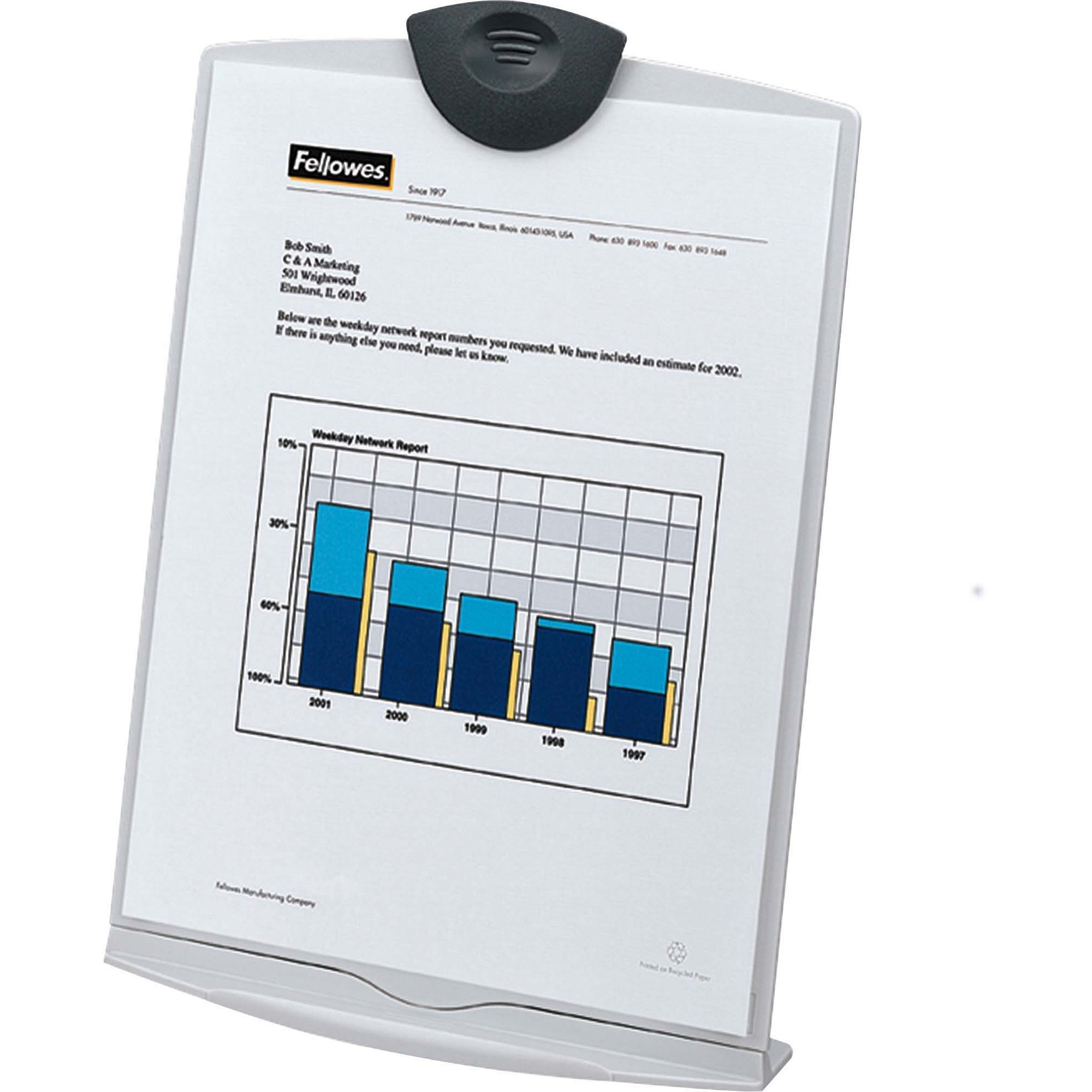 Fellowes Copy Stand - Each
