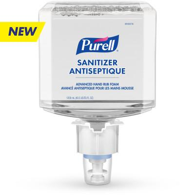PURELL® Advanced Hand Rub Gel 1200 mL Refill for PURELL® ES4 - 2/Pack