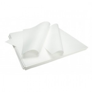Office Buggy White Absorbent Cloths - 70/Case