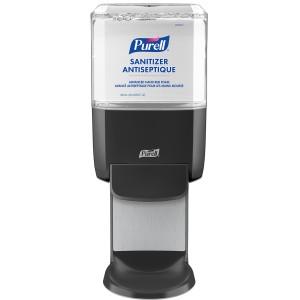 Free PURELL® ES4 Hand Sanitizer Graphite Dispenser Push-Style