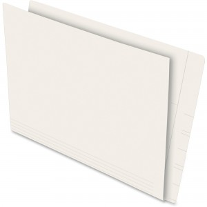 Pendaflex Shelf File Folder with Reinforced Tab - 100/Box