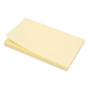 Post-it Notes, 3 in x 5 in, Canary Yellow - Per Pad Each