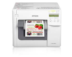Epson C31CD54011 ColorWorks C3500 Colour Label Printer