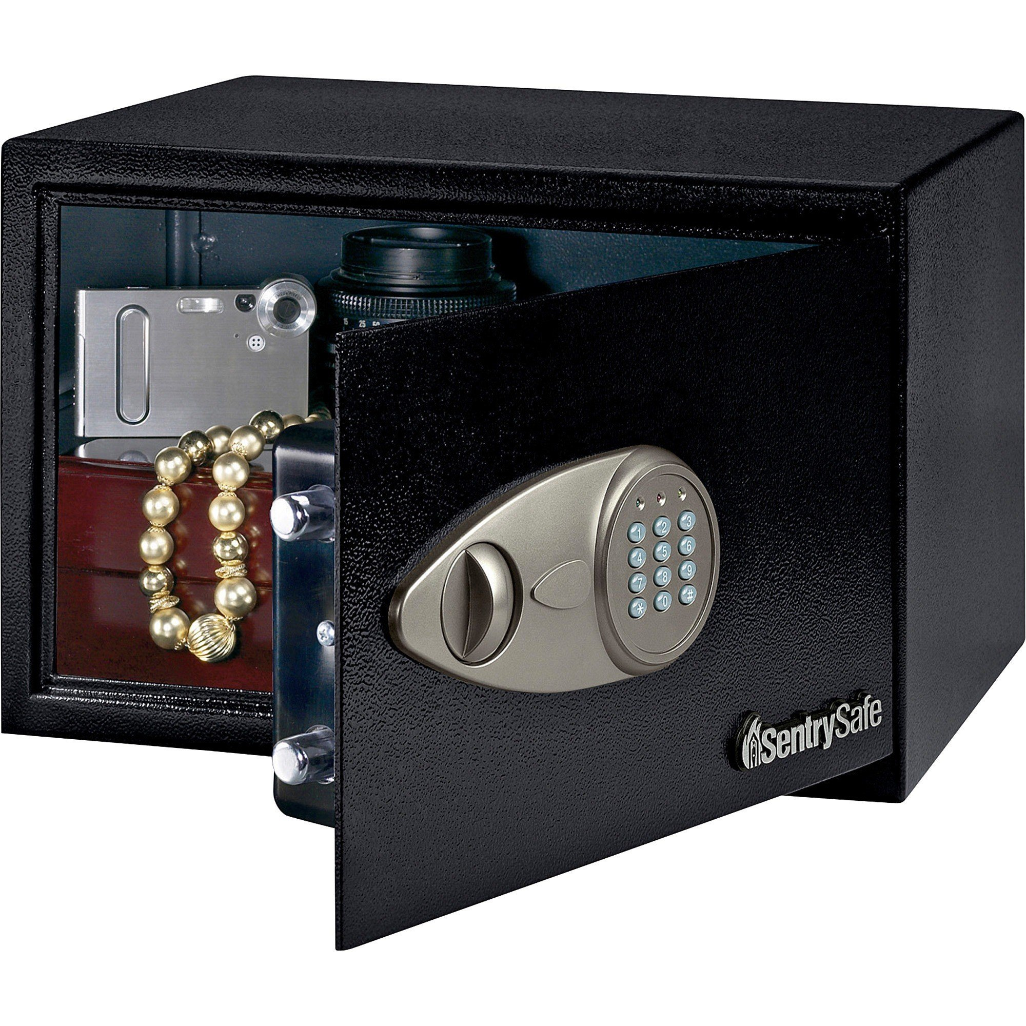 "Sentry Safe Small Security Safe with Electronic Lock 8.5"" x 13.6"" x 8.6"""