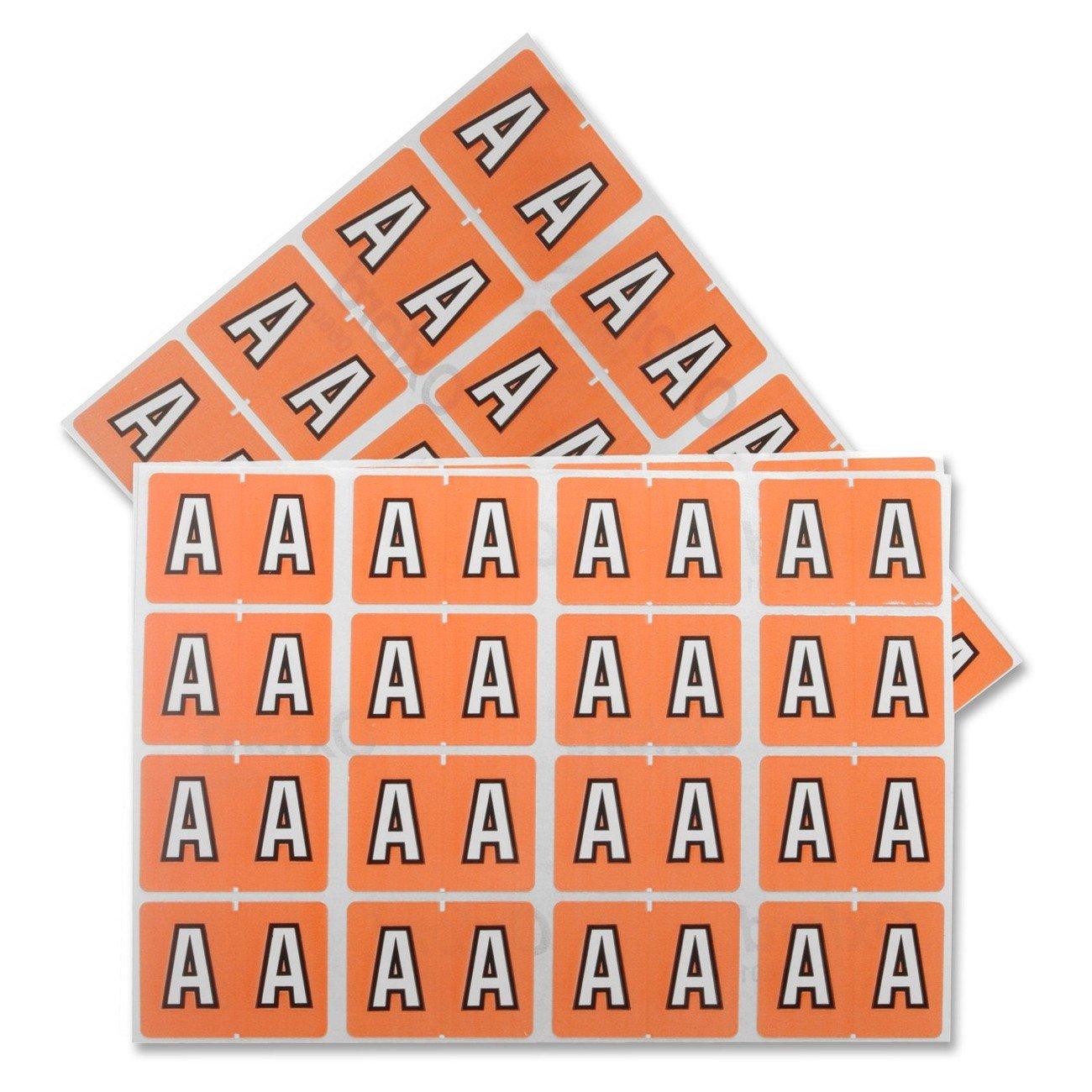 """Pendaflex Colour Coded Label - Letter """"A"""""""