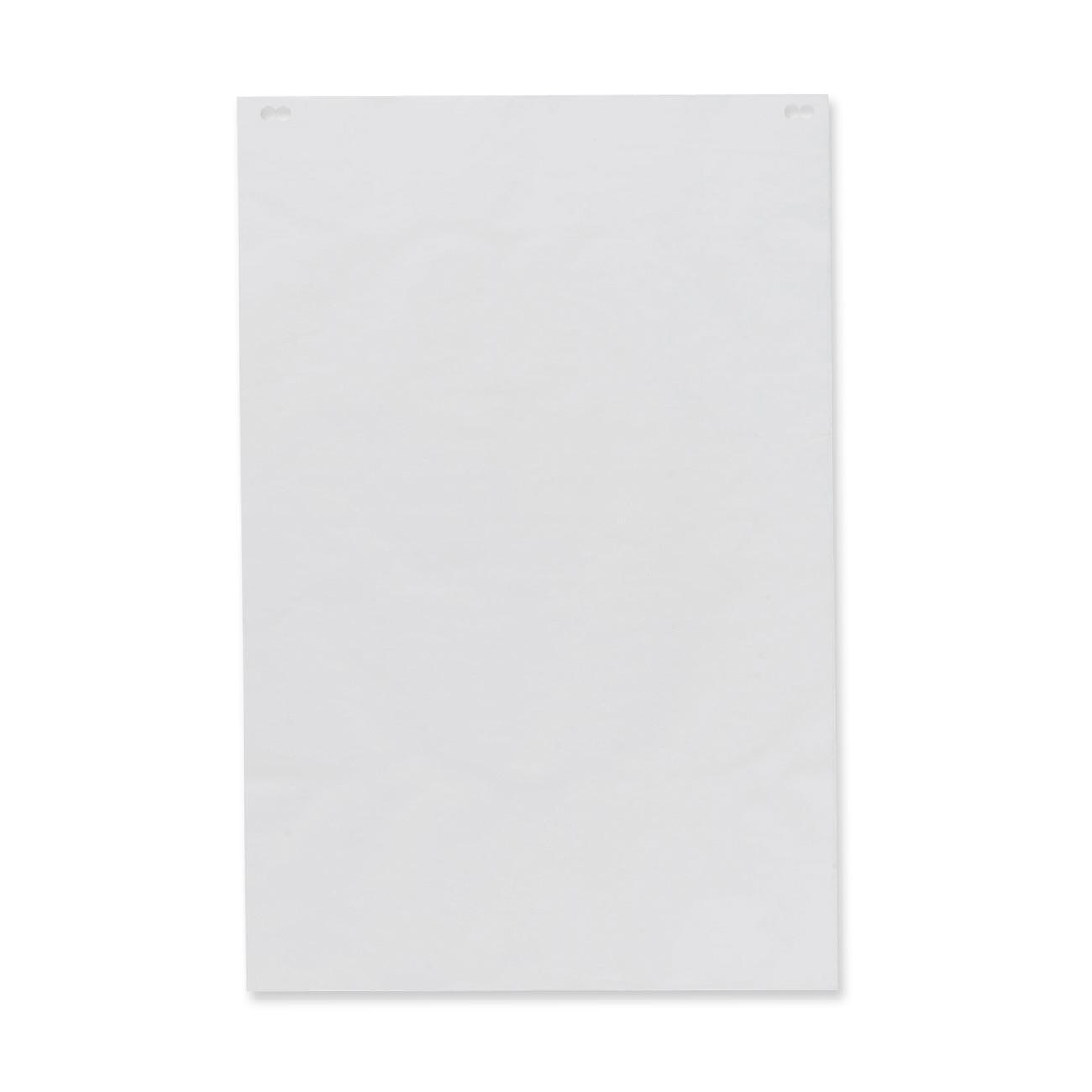 "Quartet Newsprint Flip Chart Easel Pad 24"" x 36"" White - 50 Sheets"
