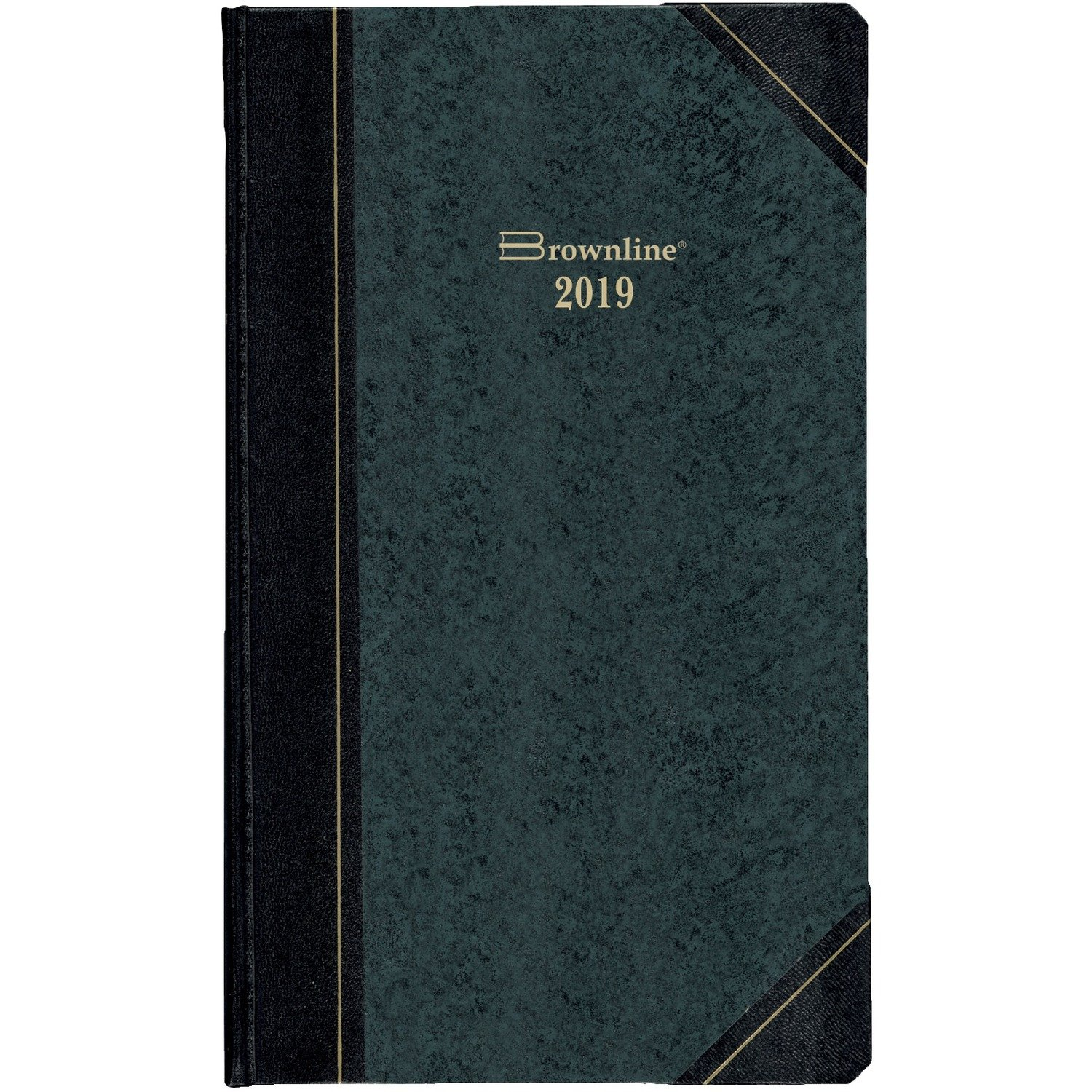 Blueline Brownline Hardcover Daily Appointment Book