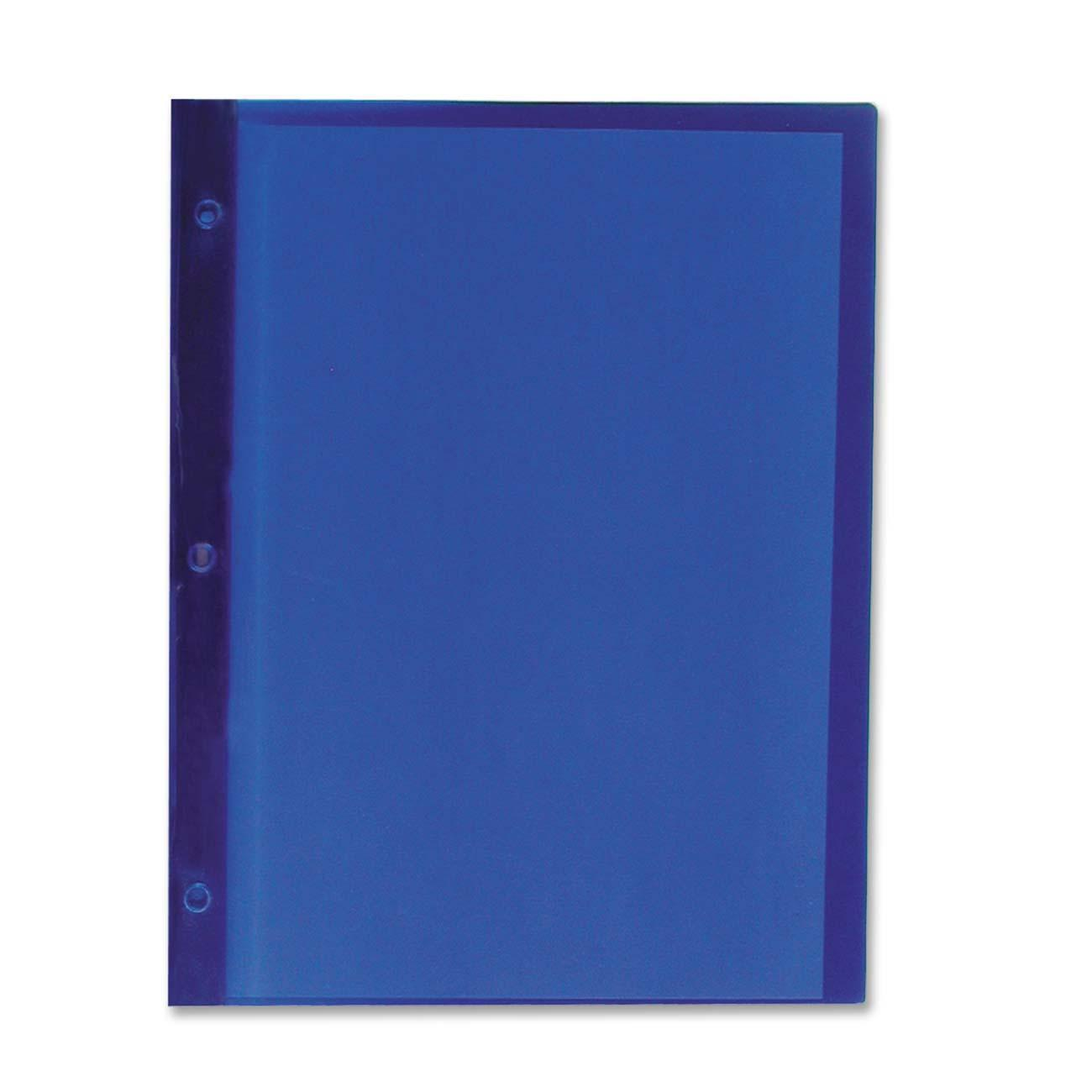 Winnable Translucent Blue Report Cover - Each