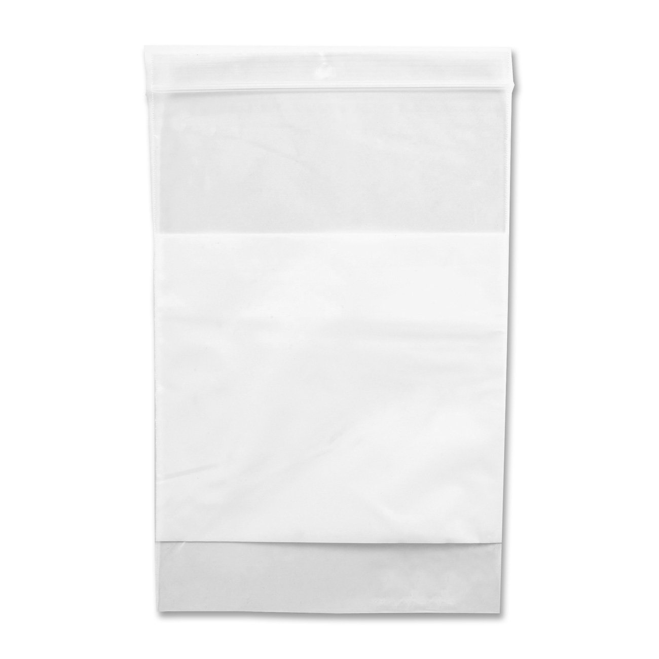 "Crownhill Reclosable Poly Bag 12"" x 9"" - 100/Pack"
