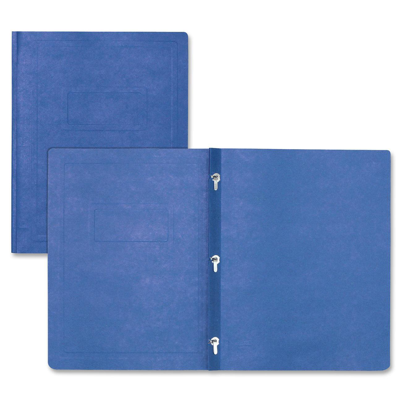 Hilroy Enviro Plus 100% Recycled Blue Report Cover - Each