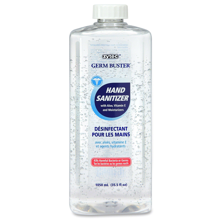 Zytec Germ Buster Hand Sanitizer 1.05 L Bottle
