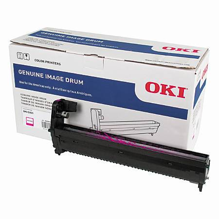 Okidata Original Magenta Drum Imaging Unit Cartridge for 44844414