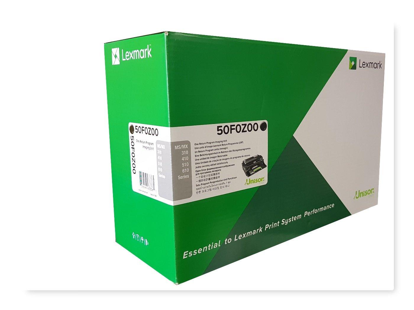 Lexmark Original Imaging Unit Return Program (50F0Z00)