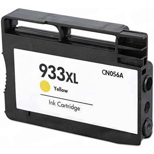 Premium New Compatible Yellow Ink Cartridge replacement for HP #933XL