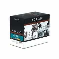 Adagio Caffè House Blend Decaf Single Serve Coffee (24 Pack)