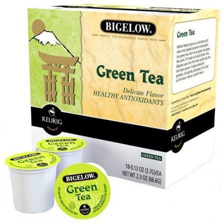 Bigelow® Green Tea Single Serve Tea Pods (24 Pack)