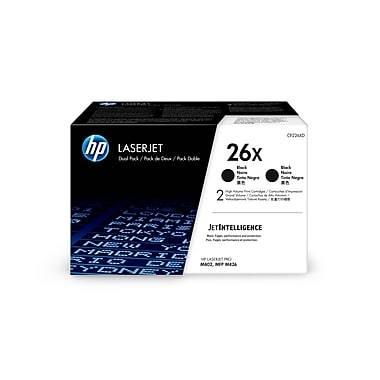 HP Original Black Toner Cartridge CF226X Dual Pack