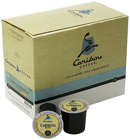 Caribou Coffee® Caribou Decaf Blend Single K-Cup® Pods (24 Pack)