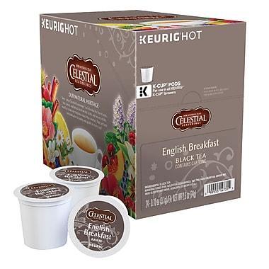 Celestial Seasonings® English Breakfast Tea K-Cup® Pods (24 Pack)