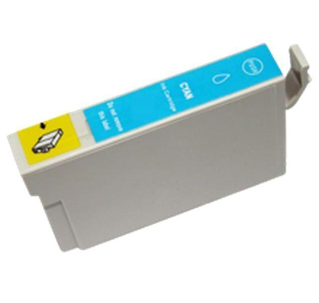 Premium New Compatible Cyan Ink Cartridge for Epson T220XL220