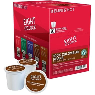 Eight O'Clock® Colombian K-Cup® Pods (24 Pack)