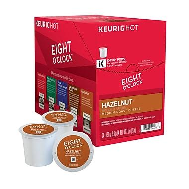 Eight O'Clock® Hazelnut K-Cup® Pods (24 Pack)