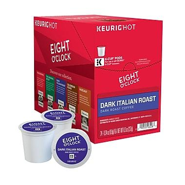Eight O'Clock® Italian Roast K-Cup® Pods (24 Pack)