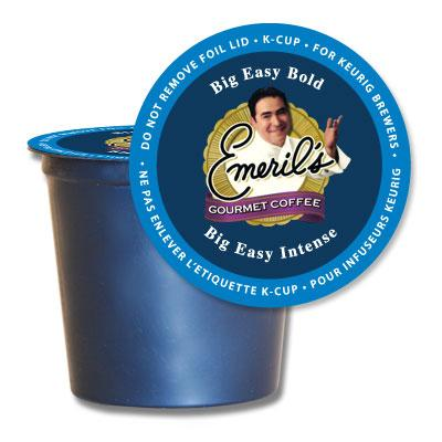 Timothy's® Emeril's Big Easy Bold® Single Serve K-Cup® Pods (24 Pack)