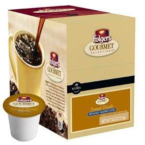 Folgers® Caramel Drizzle Single Serve Coffee Cups (24 Pack)