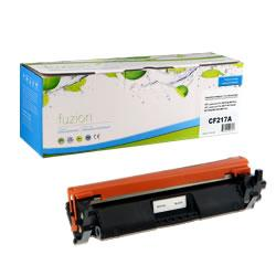 Fuzion New Compatible Black Toner Cartridge for HP CF217A