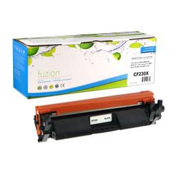 Fuzion New Compatible Black Toner Cartridge for HP 30X (CF230X)