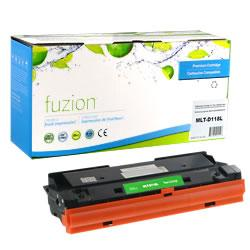 Fuzion New Compatible Black Toner Cartridge for Samsung MLT-D118L