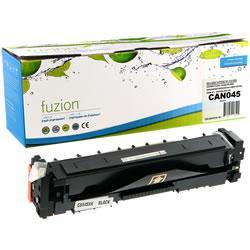 Fuzion New Compatible Black Toner Cartridge for Canon 045 H (1246C001)