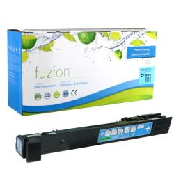 Fuzion New Compatible Cyan Toner Cartridge for HP CF301A