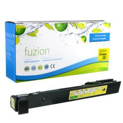 Fuzion New Compatible Yellow Toner Cartridge for HP CF302A