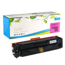 Fuzion New Compatible Magenta Toner Cartridge for HP CF503X