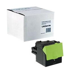 New Premium Black Toner Cartridge for Lexmark 71B10K0
