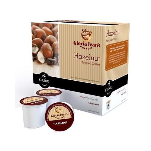 Gloria Jean's® Hazelnut K-Cup® Pods (24 Pack)