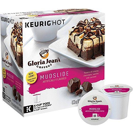 Gloria Jean's® Mudslide K-Cup® Pods (24 Pack)