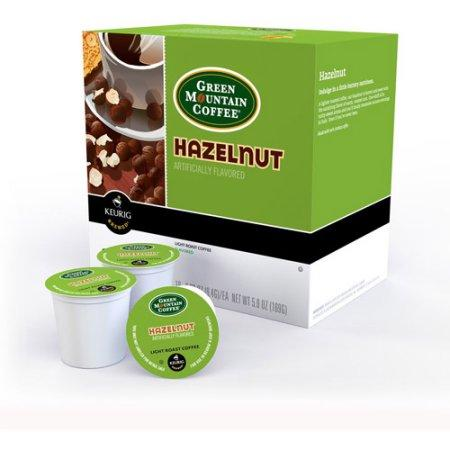 Green Mountain Coffee® Hazelnut Single Serve K-Cup® Pods (24 Pack)