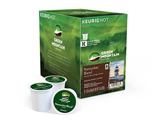Green Mountain Coffee® Nantucket Blend Single Serve K-Cup® Pods (24 Pack)