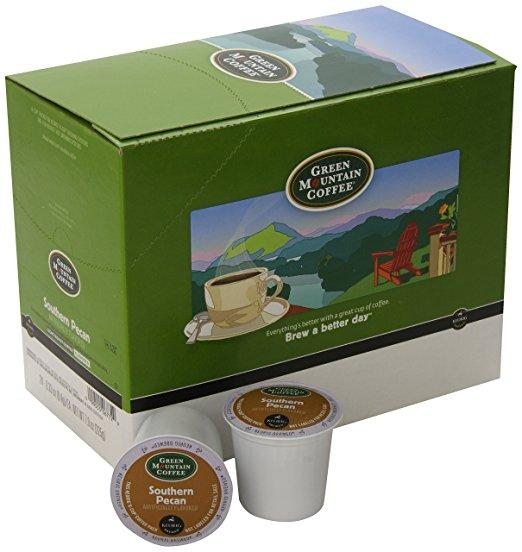 Green Mountain Coffee® Southern Pecan Single Serve K-Cup® Pods (24 Pack)