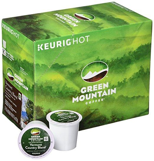 Green Mountain Coffee® Vermont Country Blend Single Serve K-Cup® Pods (24 Pack)