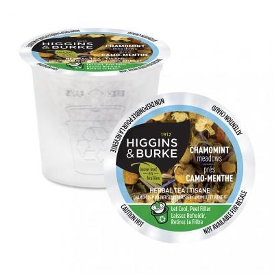 Higgins & Burke™ Chamomint Meadows Loose Leaf Single Serve Tea (24 Pack)