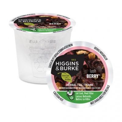 Higgins & Burke™ Lush Berry Loose Leaf Single Serve Tea (24 Pack)
