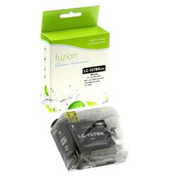 Fuzion New Compatible Black Ink Cartridge for Brother LC107BK