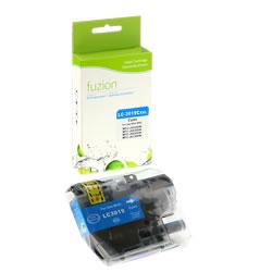 Fuzion New Compatible Cyan Inkjet Cartridge for Brother LC3019C