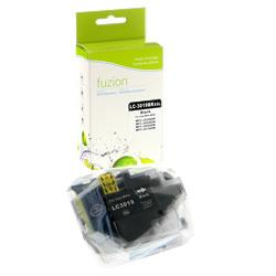 Fuzion New Compatible Black Inkjet Cartridge for Brother LC3019BK