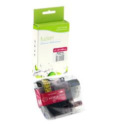 Fuzion New Compatible Magenta Inkjet Cartridge for Brother LC3019M