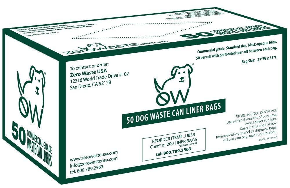 16 Gal. Trash Can Liners (Case of 200)